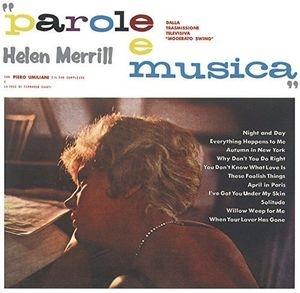 Helen Merrill/Parole e musica [88985311612]