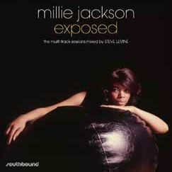 Millie Jackson/Exposed: The Multi-Track Sessions Mixed by Steve Levine[CDSEWD164]