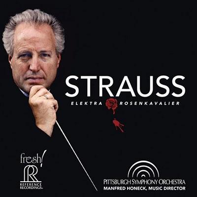 マンフレッド・ホーネック/R.Strauss: Elektra, Rosenkavalier [FR722SACD]