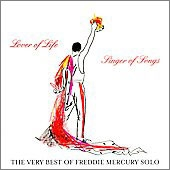 The Very Best Of Freddie Mercury Solo [Limited]<限定盤>