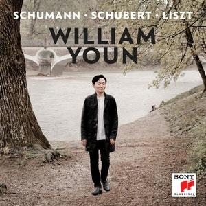 ウィリアム・ヨン/シューマン、シューベルト、リスト: ピアノ作品集[19075860902]