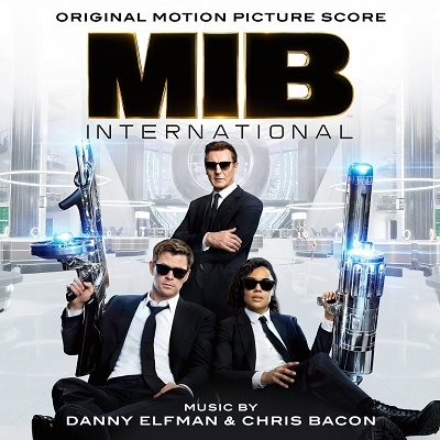 Danny Elfman/Men in Black: International[19075942172]