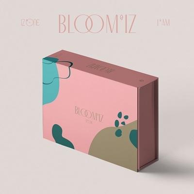 BLOOM*IZ: IZ*ONE Vol.1 (I*AM Ver.) CD