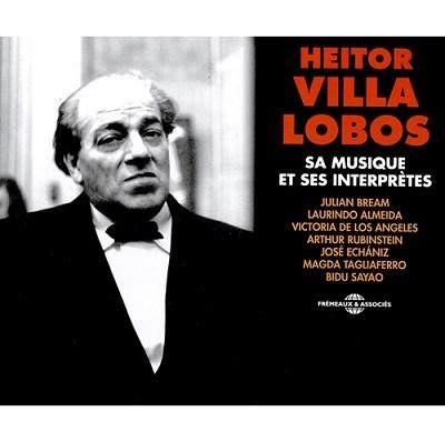 エイトル・ヴィラ=ロボス/Heitor Villa Lobos: Sa Musique Et Ses ...