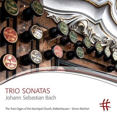ジモン・ライヒェルト/J.S.バッハ: 6つのトリオ・ソナタ BWV.525-530[PR160032]