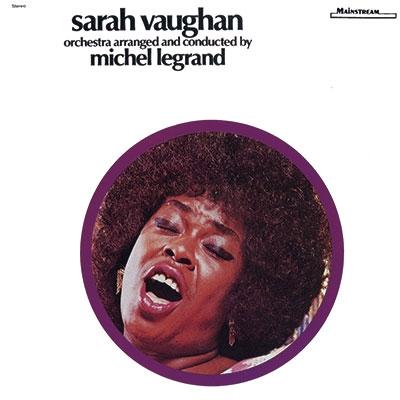 Sarah Vaughan/ウィズ・ミシェル・ルグラン [CDSOL-45221]