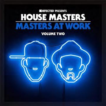 ハウス・マスターズ: マスターズ・アット・ワーク Vol.2