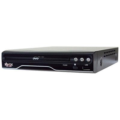 AVOX DVDプレーヤー/BLACK [ADS-1180SK]