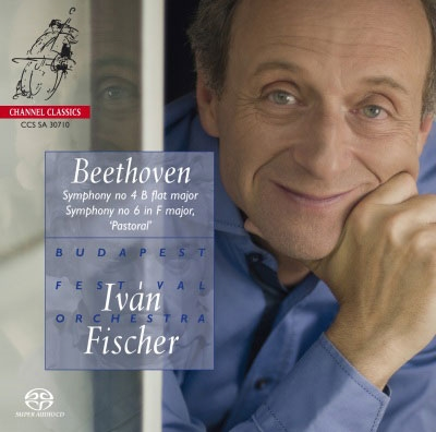 ベートーヴェン: 交響曲第4番、第6番《田園》<限定盤>