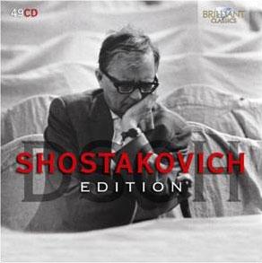 Shostakovich Edition [BRL9420]