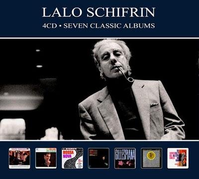 Lalo Schifrin/Seven Classic Albums[RTRCD144]