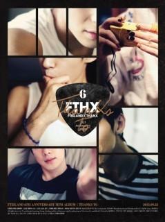 FTISLAND/Thanks To (台湾独占B盤) [CD+DVD+ミニポスターセット] [WMI5310597462]