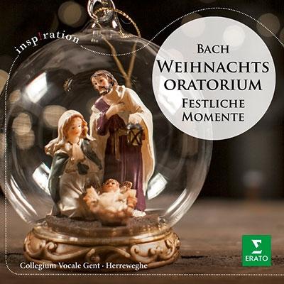 フィリップ・ヘレヴェッヘ/J.S.バッハ: クリスマス・オラトリオ (ハイライト)[5419708022]