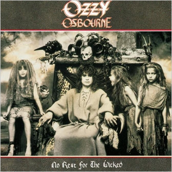 Ozzy Osbourne/No Rest For The Wicked[5020462]