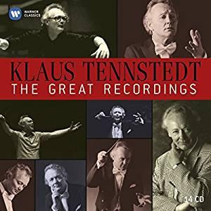 クラウス・テンシュテット/Klaus Tennstedt: The Great EMI Recording<初回生産限定盤>[CZS0944332]