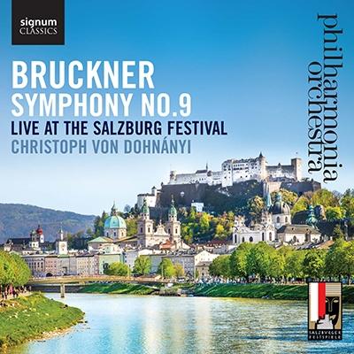 クリストフ・フォン・ドホナーニ/Bruckner: Symphony No.9 (Nowak Edition)[SIGCD431]