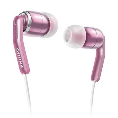 PHILIPS SHE9760PK インイヤーヘッドフォン Pink [SHE9760PK]