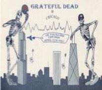 The Grateful Dead/Uic Pavilion, Chicago April 11th 1987 [MFRCD2005]