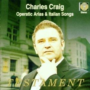 マイケル・コリンズ/Charles Craig - Operatic Arias & Italian Songs [SBT1152]