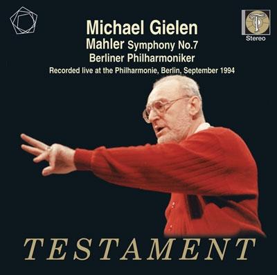 ミヒャエル・ギーレン/Mahler: Symphony No.7[SBT1480]