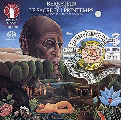 Stravinsky: The Rite of Spring, Symphony of Psalms; Poulenc: Gloria