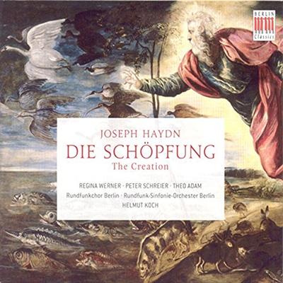 ヘルムート・コッホ/Haydn: The Creation [0184382BC]