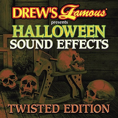 Halloween Sound Effects: Twisted Edition[TUTM60342]