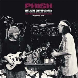 Phish (US)/The New Orleans Jam Vol.1[PARA310LP]
