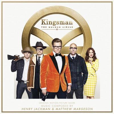 Henry Jackman/Kingsman: The Golden Circle [LALA14382]
