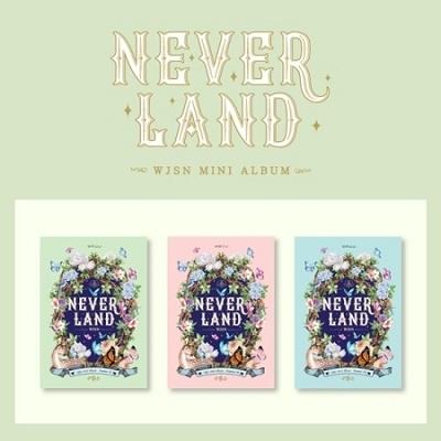 Neverland: Mini Album (ランダムバージョン) CD