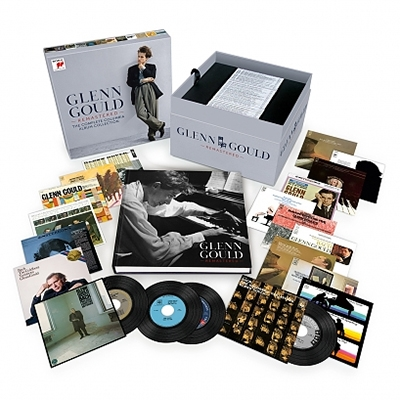 Glenn Gould Remastered - The Complete Columbia Album Collection<完全生産限定盤> CD