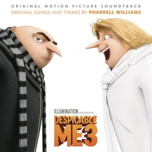 Pharrell Williams/Despicable Me 3 (怪盗グルーのミニオン大脱走)[88985450132]