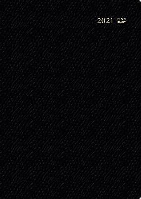 高橋書店 手帳は高橋 リングダイアリー (セパレート) [黒] ダイアリー 2021年 A5判 ウィークリー 皮革調 黒 No.452 (2021年版1月始まり)[9784471804527]