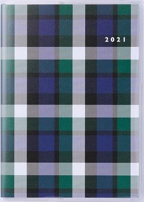 2021年 4月始まり No.692 メルクレール(R)2 高橋書店 A6判[9784471806927]