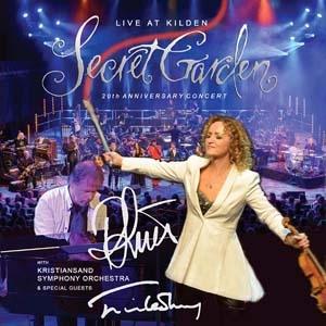Secret Garden/Live At Kilden: 20th Anniversary Concert (Signed CD) (Amazon Exclusive)<限定盤>[025041199728]