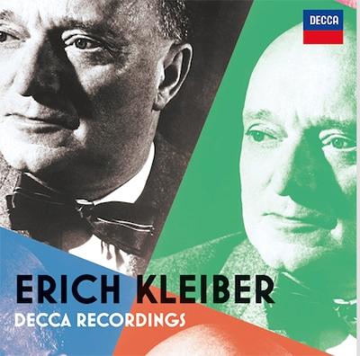 エーリヒ・クライバー/The Decca Recordings [4823952]