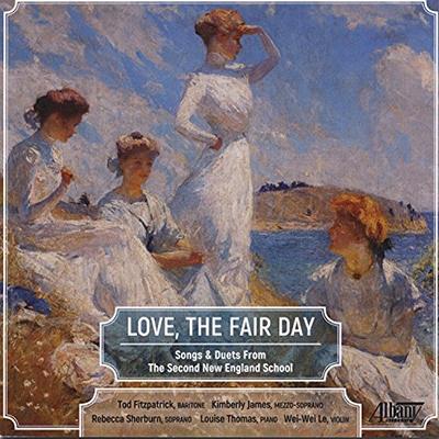 レベッカ・シャーバーン/Love, The Fair Day - Songs and Duet from ...