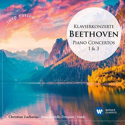 クリスティアン・ツァハリアス/Beethoven: Piano Concertos No.1 &No.3[9029595222]