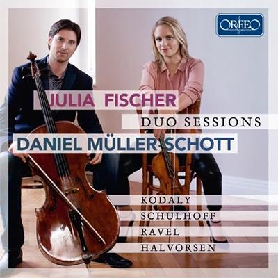ユリア・フィッシャー/Julia Fischer & Daniel Muller-Schott - Duo Sessions [C902161]