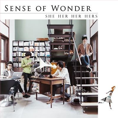 She Her Her Hers/Sense of Wonder<タワーレコード限定>[XQJH-9001]