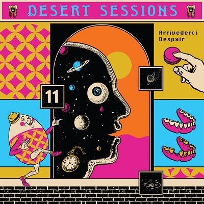 Desert Sessions/Vols. 11 &12[OLE1488CDJP]