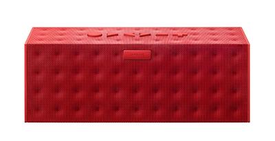 JAWBONE Bluetooth ワイヤレススピーカー ビッグジャム Red Dot [ALPBJAMRD]