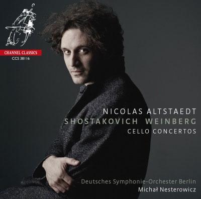 ショスタコーヴィチ&ワインベルク: チェロ協奏曲集<限定盤>