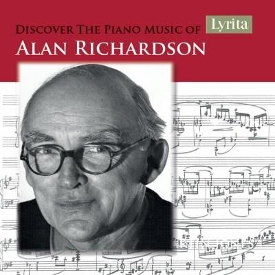 アラン・リチャードソン:ピアノ作品選集