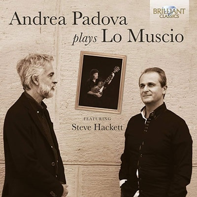 アンドレア・パドヴァ/Andrea Padova Plays lo Muscio マルコ・ロー・ムスチオ: 作品集[BRL95952]