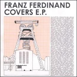 Franz Ferdinand/Franz Ferdinando Covers EP[RUG405CD]