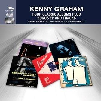 Kenny Graham/Four Classic Albums[RGJCD485]