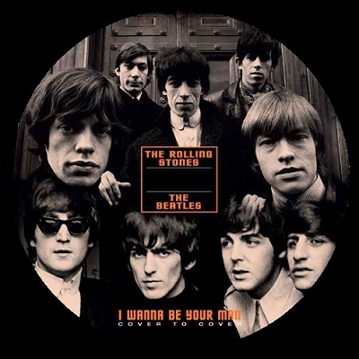 The Beatles/I Wanna Be Your Man<Picture Vinyl/限定盤>[COVER13]