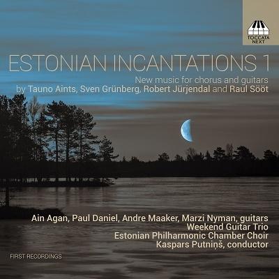 「エストニアの呪文 1」~アインツ、グリュンベルク、ユルヘンダル、ソート