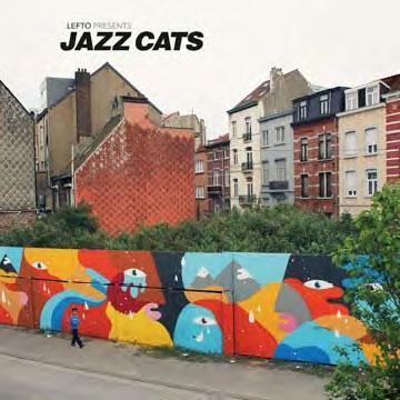 Lefto presents Jazz Cats[SDBANUCD06]